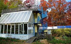 The Farm, Fall 2007. Photo by Biotour14.