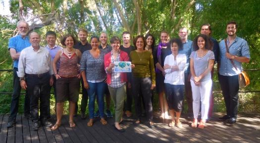 group foto 7 Nov Workshop Spier South Africa 2015